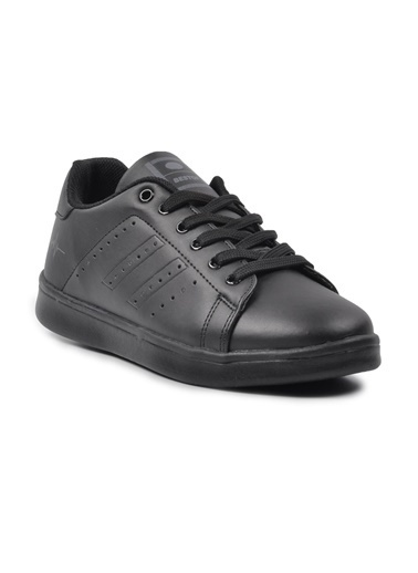 Bestof Walkway 041 Siyah-Siyah Spor Ayakkabı Siyah